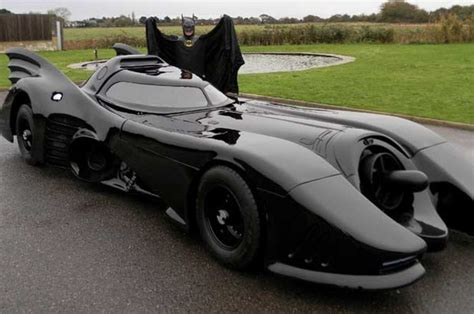 Batmobile For Sale by Batmobile With Working Flamethrower Goes Up For Sale