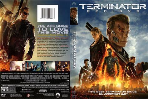 Dvd Terminator Genisys Bluray 25gb terminator genisys dvd covers bluray covers and cover