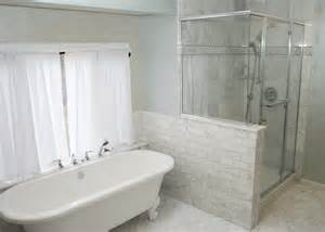 Master Bathroom Shower by A Amp E Bathroom Remodel Shower Installation Princeton