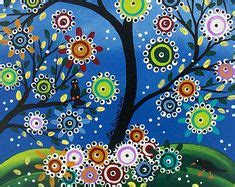 night owl tattoo everett mexican folk art flowers gallery of modern folk artist
