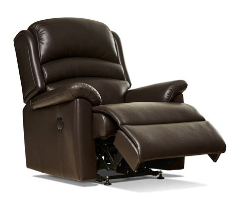 reclining chairs standard leather recliner sherborne upholstery