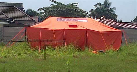 Tenda Komando tenda komando gis gris mandiri