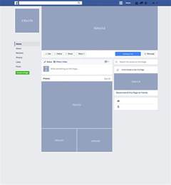 fan page templates free template post template 2016 your free