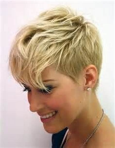 short haircuts for fine hair in 50 women heavyset short hairstyles for women over 50 with fine hair