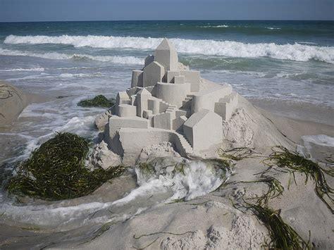 calvin seibert new york artist takes sandcastle building to the next