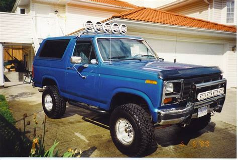 ford bronco light bar carr rota light bar any ford bronco forum