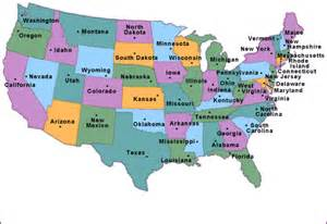 did you nicknames of america 50 states