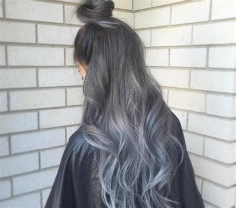 Ombre Look Grau by Grey Ombre The Coolest Instagram Inspiration