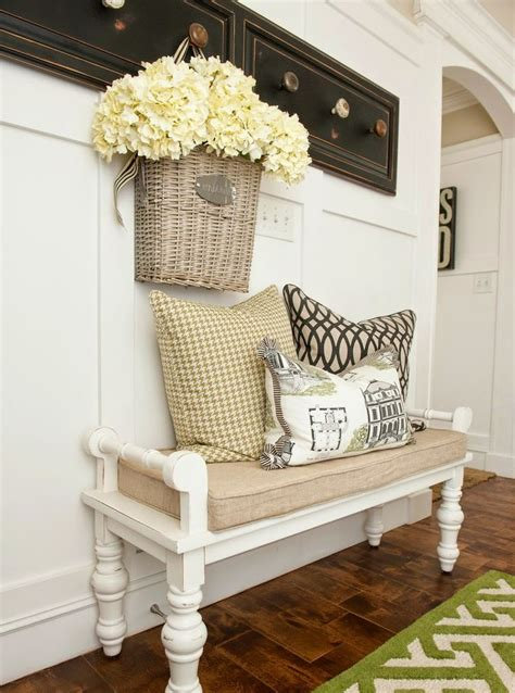 this old house entry bench cozy and simple farmhouse entryway decor ideas 20 digsdigs