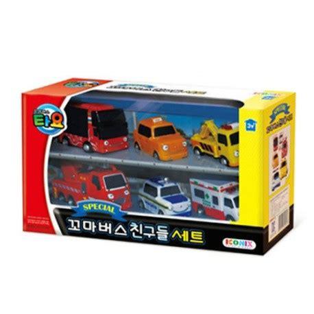 Puzzle Cars Tayo Sofia The Robocar Poli Jigsaw Bisa Gojek the tayo special set 6 pcs cars hellotoys net