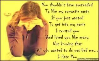 Break Letter Selfish Boyfriend quotes about ex boyfriends you hate i hate you sad quote about