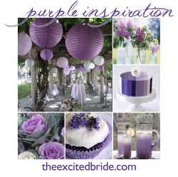 wedding by color wedding inspiration by color purple the excited