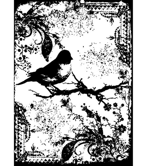 tim holtz rubber sts tim holtz cling rubber st tattered sparrow jo