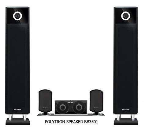 Home Theater Polytron Bb 3501 review spesifikasi home theatre av receiver htib speakers acessories