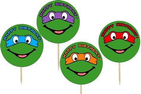 free printable birthday cards ninja turtles 7 best images of tmnt birthday party printables ninja