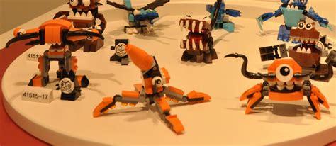 Lego Mixels Series 2 41517 Balk lego mixels series 2 series 3 revealed at fair 2014