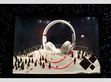 Selfridges Destination Christmas Window Display 2013 ... Range List Python