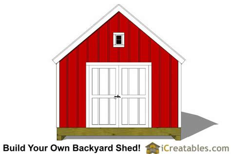 cape  garden style shed plans