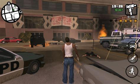 grand theft auto san andreas apk grand theft auto san andreas v1 08 apk mod data obb enphones