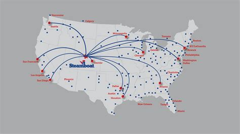 united airlines adding eight new non stop routes non stop flights to steamboat springs co steamboat resort