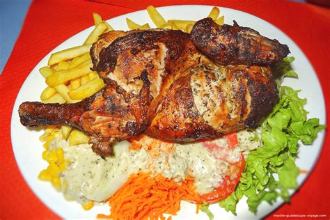 cuisine creole jp poulet grill 233 cr 233 ole insolite guadeloupe voyage