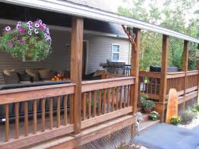 Back Porch Designs For Houses Small Back Porch Decorating Ideas For Houses Scenery