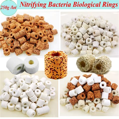 250g lot high quality ceramic bio porous filter media