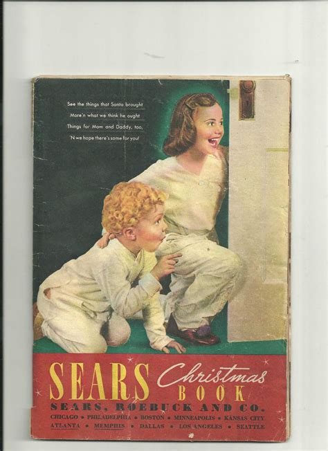sears christmas catalogs on ebay 17 best images about vintage catalog on toys books and