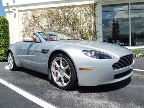 Aston Martin West Palm by Silver Aston Martin Used Cars In West Palm Mitula Cars