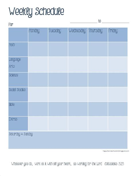 weekly calendar printout calendar template 2016