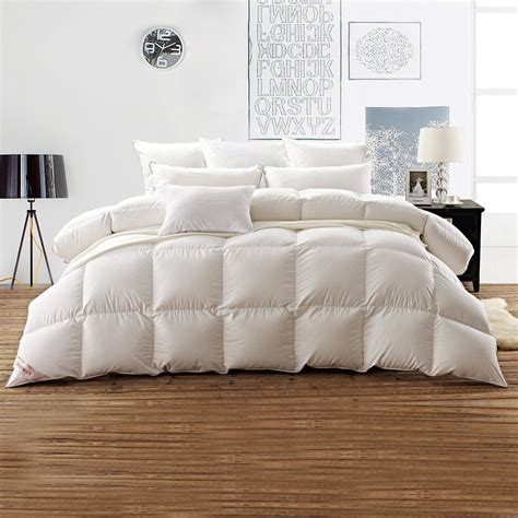 100 down comforter snowman white goose down comforter cal king size 100