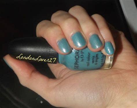 early spring nail colors sephora by opi quot bright as a feather quot nail polish