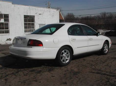 accident recorder 1999 mercury sable parking system find used 2002 mercury sable gs 69k miles no reserve in newburgh new york united states