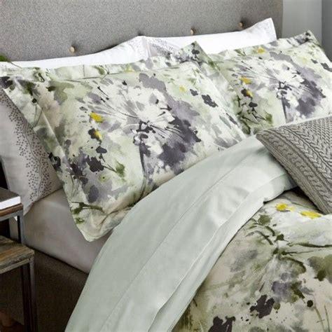 grey floral bedding sanderson simi floral grey duvet cover sanderson bedding