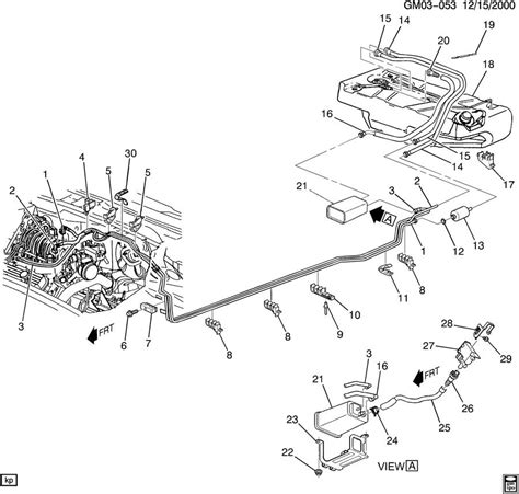 2001 Buick Lesabre Parts Diagram