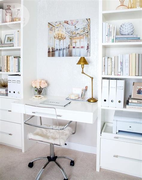 feminine office furniture 30 delightful feminine home office furniture ideas digsdigs
