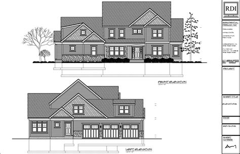home designer pro elevations elevations residential design inc