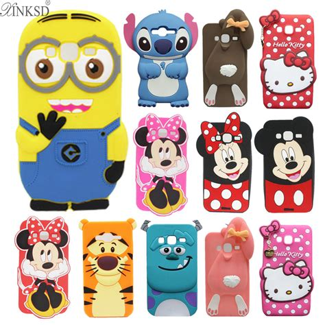 Mickey Mouse X0400 Samsung Galaxy J7 2016 Casing Premium Hardcase for samsung galaxy j3 2016 j320 j320f minion stitch