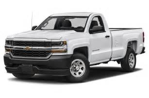 Chevrolet Truck New 2017 Chevrolet Silverado 1500 Price Photos Reviews