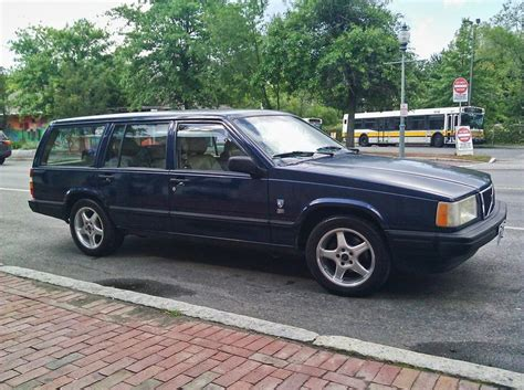blue book used cars values 1992 volvo 940 auto manual 1994 volvo 940 blue 200 interior and exterior images