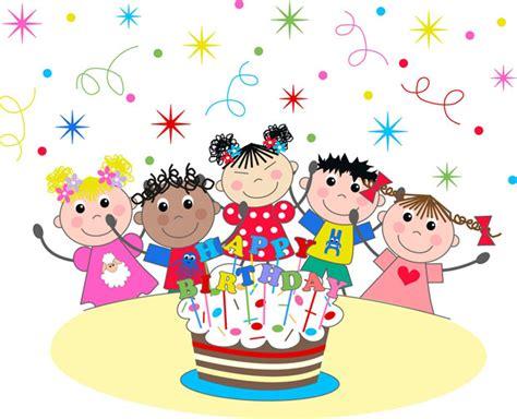 clipart compleanno bambini feste di compleanno manine d oro