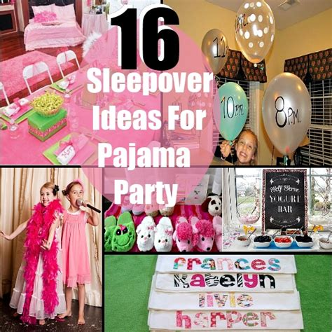 ideas for funny christmas pajama party 16 great sleepover ideas for pajama bash corner
