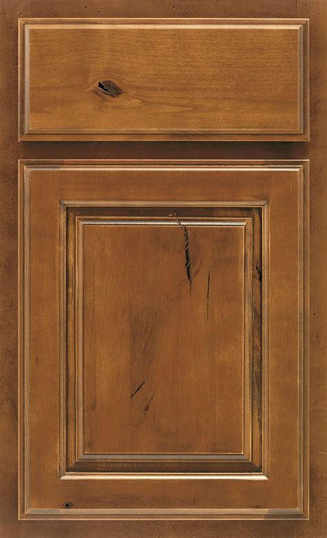 Coffee Glaze Rustic Alder Cabinet Finish Diamond Cabinetry Alder Cabinet Doors