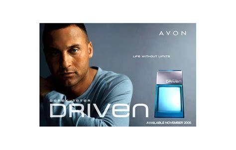 Derek Jeter Smell The Avon Cologne Business 2 by Driven Derek Jeter For Avon Canadian