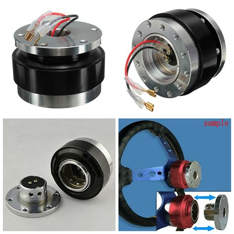 universal payment hub universal 6 hole steering wheel quick release hub adapter