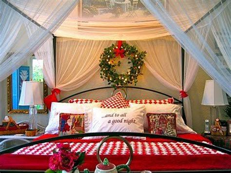 how to decorate a bedroom for christmas 10 amazing christmas bedroom decorating ideas bedroom