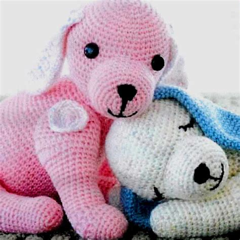 amigurumi pattern dog free puppy love dual puppy patterns wixxl