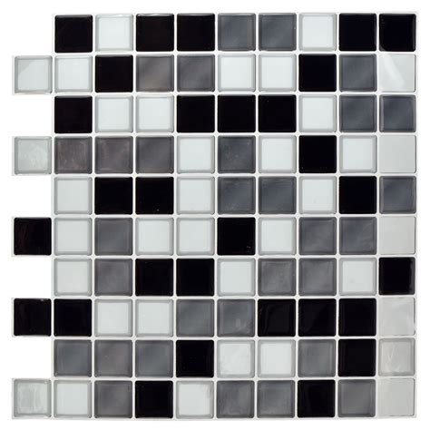 Bathroom Tile Transfers Uk by Self Adhesive Mosaic Tile Stickers Bathroom Kitchen