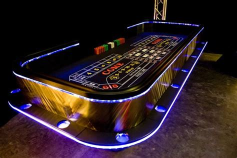 black dealer casino casino tables