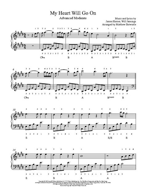 in the house in a heartbeat sheet music 17 best images about music on pinterest free piano sheet